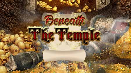 Hidden Beneath the Temple…